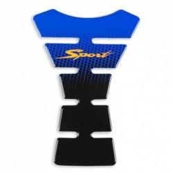 Protector deposito Sport Azul