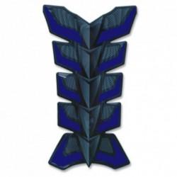 Protector de depósito carbono. Azul