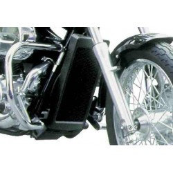 Defensa 30mm Honda Black widow 750