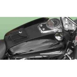 Cubredepositos de piel Honda Shadow VT 750 C4