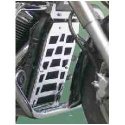 Cubreradiador INOX Yamaha Midnight 1300 XVSA