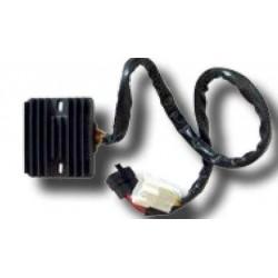 Regulador JAPONÉS SH678PA/SH678C-13 - 12V - TRIFASE C.C. - 7 CABLES