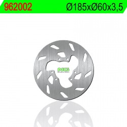 Disco de freno NG 002 Ø185 x Ø60 x 3.5
