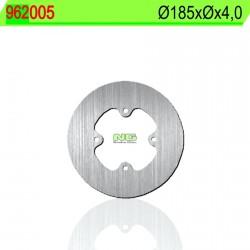 Disco de freno NG 005 Ø185 x 4