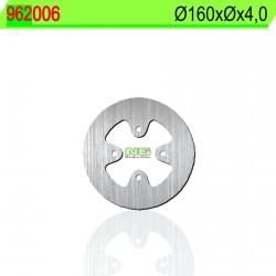 Disco de freno NG 006 Ø160 x 4