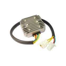 Regulador 12V - TRIFASE - C.C. - 5 CABLES
