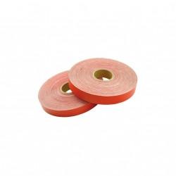 Cinta fondo llanta 20m MTB. Color Rojo
