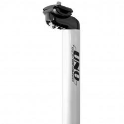 Tija Sillin Blanca L400mm. C.Negra. UNO
