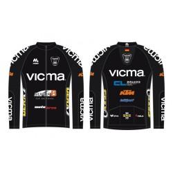 Chaqueta térmica Vicma Bike Team 2014 S