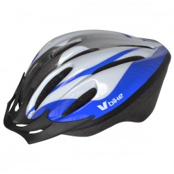 Casco junior V Bike PVC+EPS. Talla S (53-55cm)