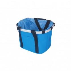 Bolsa transporte manillar Azul