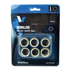 Rodillos variador Carbono 20x12. 9g