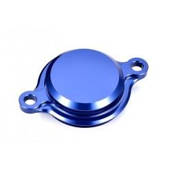 Tapa filtro de aceite azul Yamaha