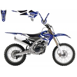 Kit Adhesivos Blackbird Dream Yamaha 2228E