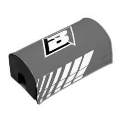 Protector/Morcilla de manillar sin barra superior Blackbird gris 5043/00