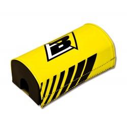 Protector/Morcilla de manillar sin barra superior Blackbird amarillo 5043/40
