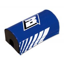 Protector/Morcilla de manillar sin barra superior Blackbird azul 5043/70