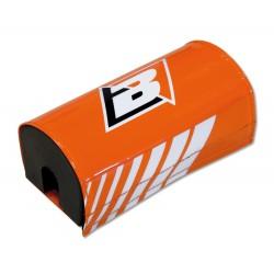 Protector/Morcilla de manillar sin barra superior Blackbird naranja 5043/90