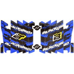 Adhesivos para rejillas de radiador Blackbird Yamaha A204