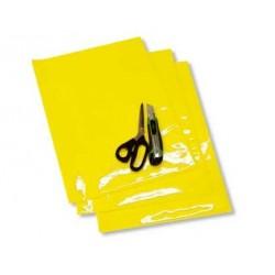 Adhesivo fondo para dorsal Blackbird amarillo - Pack 3 uds 5051/40
