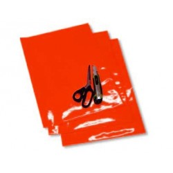 Adhesivo fondo para dorsal Blackbird rojo - Pack 3 uds 5051/60