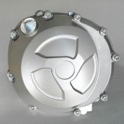Tapón de llenado de aceite Pro-Bolt Honda Aluminio plata OFCH10S