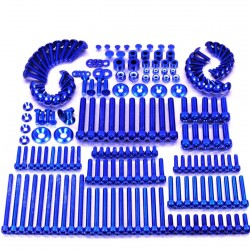 Caja de tornilleria mixta Pro-Bolt 200 piezas Aluminio azul (Taller) WSBOX200B