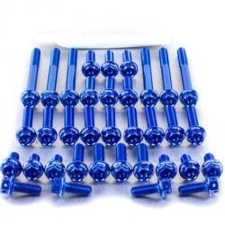 Kit tornillería aluminio Race Spec motor Pro-Bolt EBM700HXRB Azul