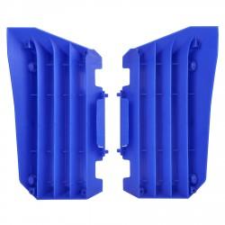 Aletines de radiador Polisport Yamaha azul 8455400002