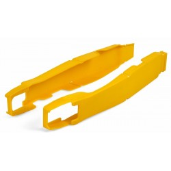 Protectores de basculante Polisport Husqvarna amarillo 8456500003