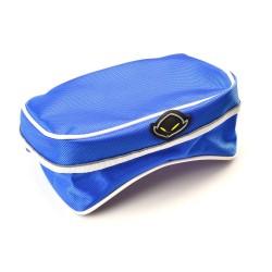 Bolsa portabultos trasera mediana azul MB02212-C