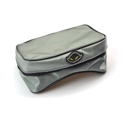 Bolsa portabultos trasera mediana gris MB02212-E