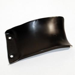 Faldilla protectora amortiguador UFO Honda negro HO02621-001