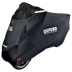 Funda cubremoto waterproof para maxiscooter de 3 ruedas Oxford CV164