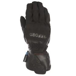 Guantes invierno Oxford Navigator waterproof  negro talla 2XL