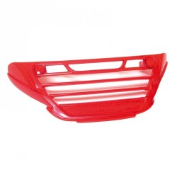 Carcasa Mu F1201 Rest.Rojo