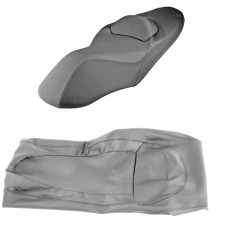 Funda Sillin Xmax 125-250 Negro
