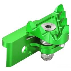 Recambio puntera pivotante pedal freno extrem CNC verde