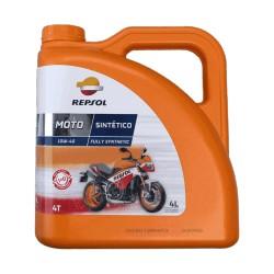Aceite Repsol 4T 10W40 4L