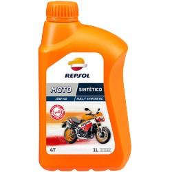 Aceite Repsol 4T 10W40 1L