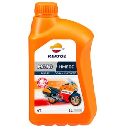 Aceite Repsol 4T 10W30 Racing 1L