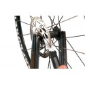 Disco freno pinza cambio Bici